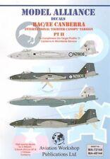 Alianza Modelo 1/72 BAC/EE Canberra B (I) tipo de combate 12s con' ' Toldos # 72144