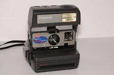 Vintage POLAROID One Step Talking Camera QPS Instant 600 Film - Variant Ed.