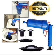 Toilet Plunger, Air Drain Blaster, Pressure Pump Cleaner, High Pressure Plunger