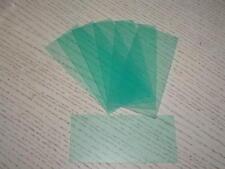 5 x Ersatzscheiben für Automatikschweisshelm Ersatzglas Scheiben Masse 104x55 mm