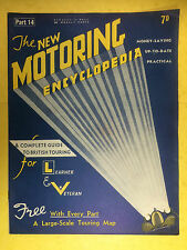 The NEW MOTORING ENCYCLOPEDIA - 1937 - Part 14 - Gearing - Hackney Carriage