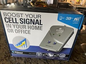 Wilson DT 3G Desktop +60dB Amplifier Kit DT 463105 Booster Boost 3G Data Voice.