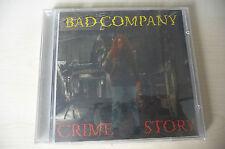 """BAD COMPANY(PAUL ROGERS)""""CRIME STORY Live- CD DOUBLE Baby Italy-BONUS TRACKS"""
