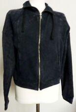Manteaux et vestes bleu coton Zara pour femme