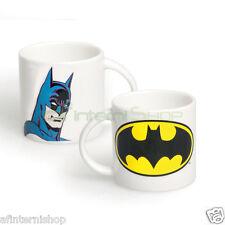 Excelsa Super Eroi Tazza Caffè Batman 100 ml porcellana Bianco (z2m)