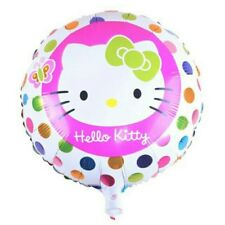Party : Hello Kitty 18 inches Foil Balloon Party Decor Set 6 pcs
