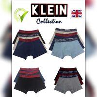 mens boxer shorts klein boys kids cotton rich boxers short designer uk mix gifts