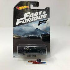 Nissan Skyline * BLACK * Hot Wheels Fast & Furious Fast Five * WK22