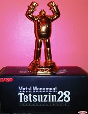 Tetsuzin28 Limited Gold Edition Diecast Metal Monument Figure Takara [Rare].