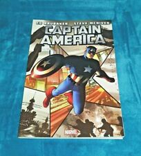 Marvel's Captain America by  Ed Brubaker & Steve Mcniven Aug-29-2012, Paperback