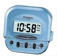 Casio - Pq-30-2ef -sveglia Digitale al Quarzo con ripetizione Allarme ed