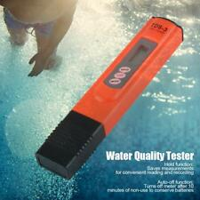 NEW Digital LCD TDS PH Meter Quality Tester for Household Aquarium Swimming Pool
