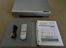 SV2000DVD Recorder With Video Cassette Recorder