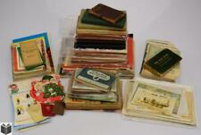 Large Collection ANTIQUE & VINTAGE ESTATE EPHEMERA AND BOOKS Maps Ph... Lot 2035