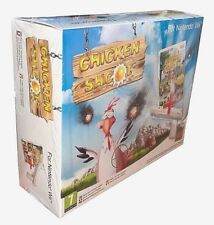 Nintendo Wii Bundle pack **CHICKEN SHOOT + PISTOLA / LIGHTGUN** nuovo import ita