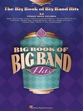 The Big Book of Big Band Hits Sheet Music Piano Vocal Guitar Songbook 000310701