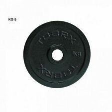 Toorx disco ghisa Nera - 5 Kg.