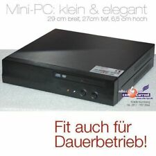 KLEINER COMPUTER 1,5GHZ 7F4K1G5DS-LF 512 MB DVD 12 V  POWER SUPPLY DAUERBETRIEB