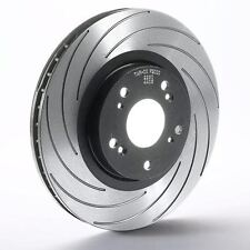 Front F2000 Tarox Brake Discs fit Ford Orion Mk1/2 1.8 Diesel 1.8 88>90