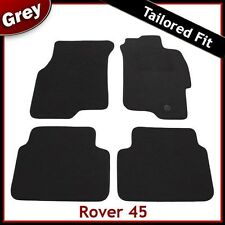Rover 45 Tailored Fitted Carpet Car Mats GREY