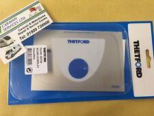 CARAVAN THETFORD C250 250 CASSETTE TOILET PCB FLUSH OVERLAY / STICKER - 50708