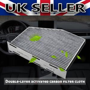 Pollen Cabin Air Filter For Audi TT Q3 A3 Skoda Octavia Yeti VW Golf 1K0819644A