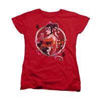 BATMAN HARLEY QUINN Licensed Women's Graphic Tee Shirt SM-2XL
