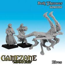 Gamezone Miniatures - Elves Bolt Thrower GZM0350 Fantasy 28mm Wargaming