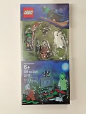 LEGO 850487 Halloween Accessory Set Witch Ghost Zombie Rare NEW