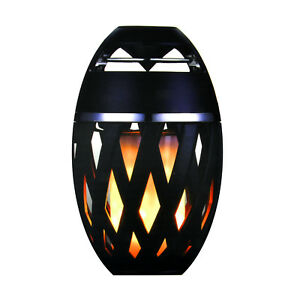 LED Flamme Effekt Bluetooth USB Lautsprecher