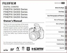 manuals and guides for fujifilm camera for sale ebay rh ebay com