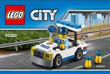 LEGO City #30352 - La Voiture de Police / Police Car - Collector 2017 - NEW