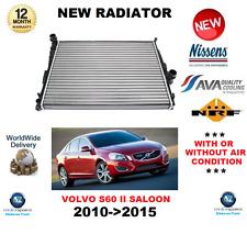 für Volvo S60 II Limousine Kühler 2010- > 2015 fabrikneu OE-Qualität