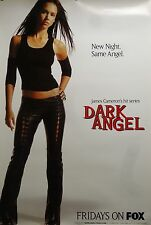 Dark Angel 27x40 Original TV Series Poster 2001 Jessica Alba