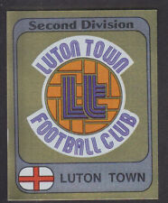 Panini - Football 82 - # 355 Luton Foil Badge