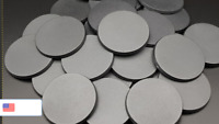 Pack of 12, 60 mm Plastic Round Bases Miniature Wargames Table Top Gaming 40k