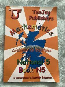 Teejay mathematics NAT 5
