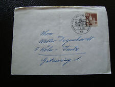 ALLEMAGNE RFA - enveloppe 1967 (cy14)  germany