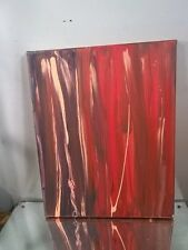 NYC CANVAS PAINTING BY MUSK YAI 11X14 ABSTRACT 2014~  MARK ROTHKO