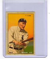 1912 Ty Cobb, Detroit Tigers,  limited edition Centennial reprint