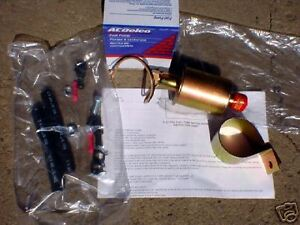 NOS ACDelco 6-VOLT ELECTRIC FUEL PUMP - NEW 6V!!!!
