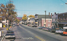 Main Street , Colebrook , New Hampshire , 1950-60s
