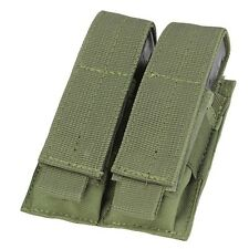 Condor MA23-001 OD GREEN MOLLE PAL Double Stack Pistol Magazine Mag Pouch