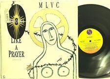 Madonna Like A Prayer MLVC in-shrink Original Rare Version Vinyl Record Album