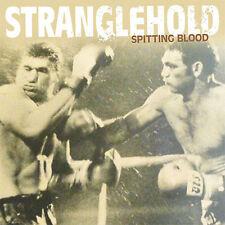 "STRANGLEHOLD - SPITTIN BLOOD 7"" EP NEU Colored Oi Skinhead Punk Marching Orders"