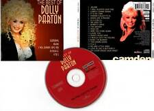 "DOLLY PARTON ""The Best Of"" (CD) 21 Titres 1997"