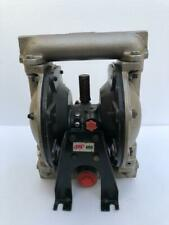 Ingersoll Rand Aro 666120 311 C Air Operated Double Diaphragm Pump 1 Ss 1