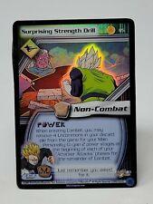 2003 Score Dragon Ball Z DBZ CCG Surprising Strength Drill #85 Gohan Kibito FOIL
