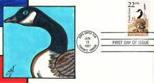 #2334 Canada Goose Skat FDC (15119872334001)