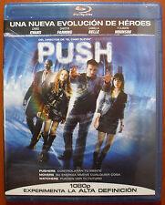 Push [Blu-Ray B] Chris Evans,Dakota Fanning,Camilla Belle,Djimon Hounsou ¡NUEVO!